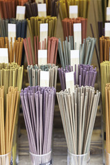 Incense colors