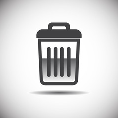recycle bin icon full