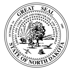 North Dakots State Seal