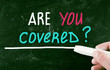 are you covered? - 70785540