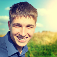 Teenager Portrait outdoor