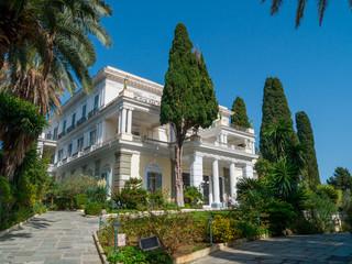 Achillion palace, Corfu island