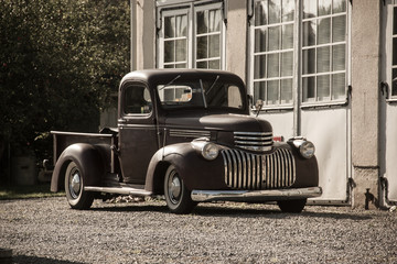 Oldtimer Pickup