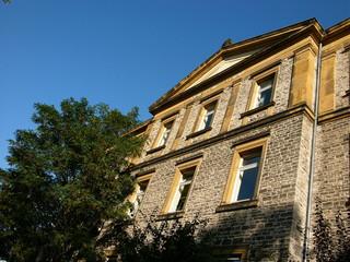 Fassade des Amtsgericht in Herford in Nordrhein-Westfalen