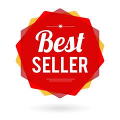 Bestseller vector icon