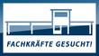 fs22 FactorySign - Fachkräfte gesucht - blau g1833 - 16 zu 9