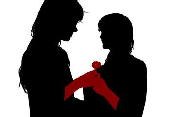 Liebe zweier Frauen