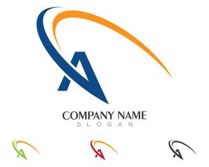 A logo Template 2