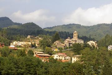 Espinelves village