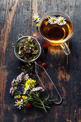 Herbal tea © Natalia Klenova