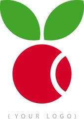 Simbolo mela morsicata