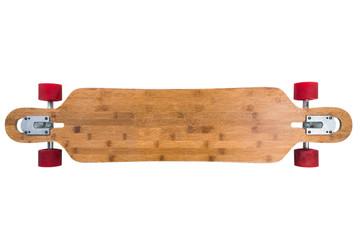 Longboard top view.