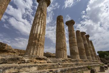 Tempio di Ercole, Agrigento - Sicilia
