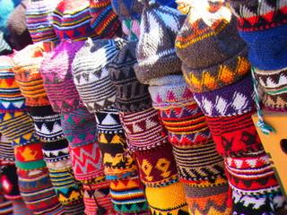 モロッコの帽子