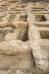 Catacombe, Valle dei Templi - Agrigento, Sicilia