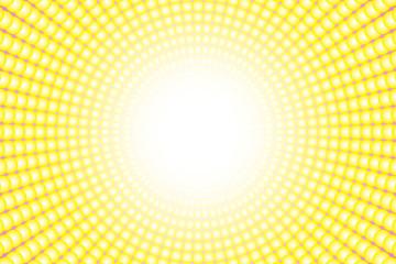 背景素材壁紙(多数の小球体と光の放射, 光の輪, )