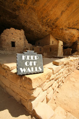 Mesa Verde National Park - Spruce Tree House