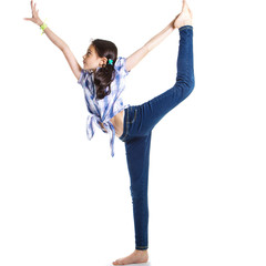 giovane ginnasta