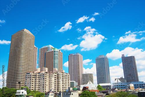 Okawabata river city 21