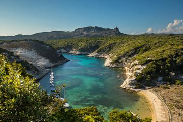 plage de Bonifacio CORSE