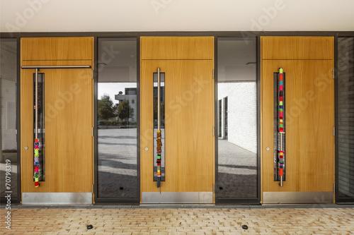 Eingangstüren  - 70798319