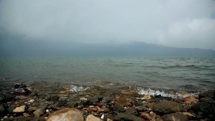 lake Bratan. Bali