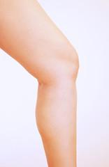 40代の女性の脚