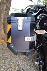 side bag of motorcycle