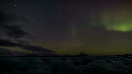 Arctic, Svalbard - Northern lights