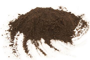 Soil heap