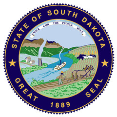 Great Seal of South Dakota