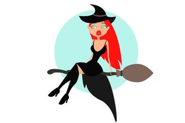 Ведьма в черном