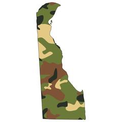 Camo texture in map - Delaware