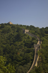Walking Great Wall
