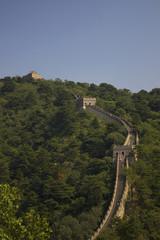 Walking Great Wall