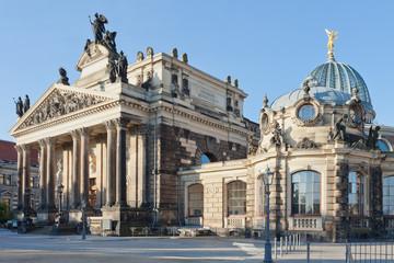 Dresden - Germany - Albertinum