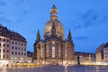 Dresden - Germany - Dawn