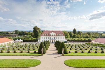 Dresden - Germany - Schloss Wackerbarth