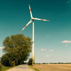 Windkraftanlage Onshore