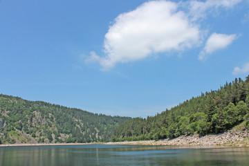 Alsace lac Blanc