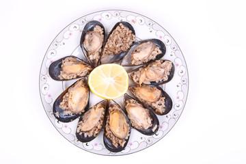 Stuffed Mussel