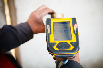 handheld XRF analyzer spectrometer for scrap metal