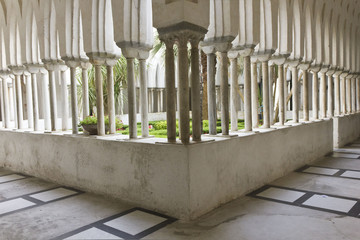 Amalfi Cathedral, Cloister of Paradise