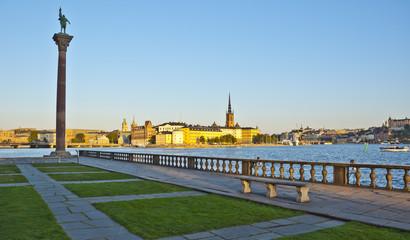 Riddarholmen View, Stockholm, Sweden
