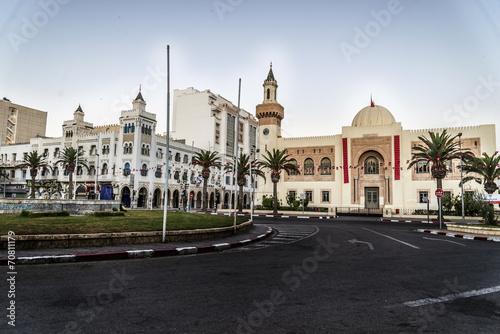 Fotobehang Tunesië Sfax Túnez