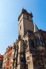 Rathausturm in der Altstadt von Prag
