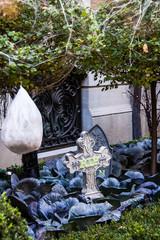 Halloween cimitero