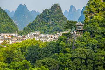 Guilin Yangshuo landscape