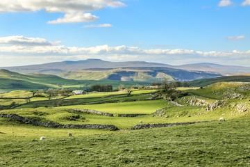Beautiful landscape stunning scenery england uk green