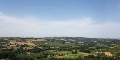 View from Cordes-sur-Ciel